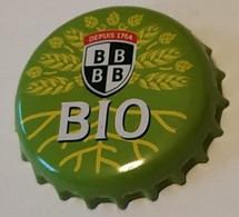 Luxembourg Capsule Bière Beer Crown Cap Bofferding Bio Orges Luxembourgeoises - Cerveza