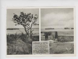 Asnelles Le Hamel Premier Port Et Plage  De Débarquement Juin 1944 Troupes Alliées - Andere Gemeenten