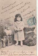 ***   Portrait D'enfant Casquette - TTB Précurseur - Portraits