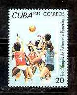 1251  Basketball -1984 - MNH - 1,25 - Basketball