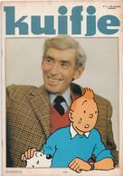 Kuifje Weekblad 15 Maart 1983 Tintin. Hergé. - Kuifje