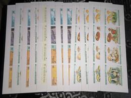 Lot De Carnets Pour Affranchissement / 12344 Fb Soit  305 Euro De Faciale Entre 13fb Et 17fb - Collections