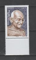 FRANCE / 2019 / Y&T N° 5346 ** : Mahatma Gandhi X 1 BdF Bas - Nuevos