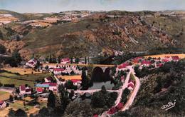 Gorges De Chouvigny Vers Ebreuil Gannat (03) - Cpsm 1952 ▬ La Sioule Aux Ponts De Menat ▬ Éd. CAP (¬‿¬) ♥ - Non Classificati