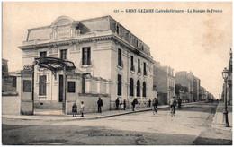 44 SAINT-NAZAIRE - La Banque De France - Saint Nazaire