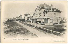 CPA Précurseur De JULOUVILLE (50) – Le Casino. Collections ND Phot, N° 144. - Sonstige Gemeinden