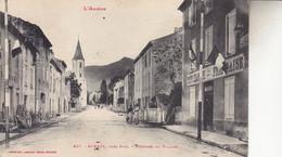 ST PAUL PRES FOIX    L ENTREE DU VILLAGE - Autres Communes