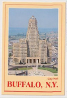 USA - AK 388548 New York - Buffalo - City Hall - Buffalo