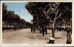 CPA Bone Algerien, Le Cours Bertagna - Algeri