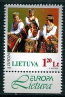 LITHUANIA 1998 Europa: National Festivals MNH / **. . Michel 664 - Lituania