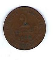 Monnaie - France - Dupuis - 2 Centimes - 1908 - B. 2 Centimes