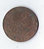 Monnaie - France - Dupuis - 2 Centimes - 1910 - B. 2 Centimes