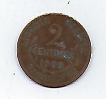 Monnaie - France - 2 Centimes - 1903 - B. 2 Centimes