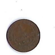 Monnaie - France - Dupuis - 1 Centime - 1908 - B. 2 Centimes