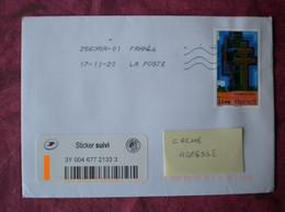 F 2020/  Charles De Gaulle 1,94 € Sur Lettre Suivie Obl 17.11.20 / Livret 50 Ans De L'Imprimerie - Nuovi