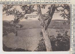 GENZANO DI ROMA LAGO  NEMI  VG  1953 - Other