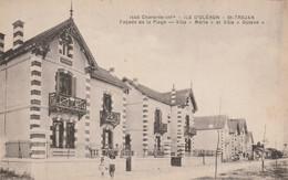 "ILE D'OLERON - SAINT TROJAN - Façade De La Plage - Villa "" Marie "" Et Villa "" Octave "" ,n° 1446 - Ile D'Oléron"