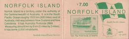 Norfolk Island 1990 Ship Booklet Sc 484 Mint Never Hinged - Norfolkinsel