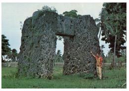 (BB 29) Tonga - Ha'Amonga Monument - Tonga