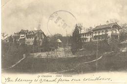 Chexbres - Hôtel Victoria + 1909 - VD Vaud