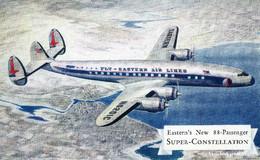 Eastern Airlines SuperConstellation 1968 - 1946-....: Modern Era