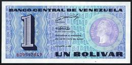 VENEZUELA - 1 BOLIVAR 1969 - UNC - Venezuela