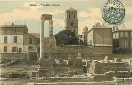 "/ CPA FRANCE 13 ""Arles, Théâtre Romain"" - Arles"