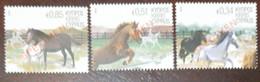 O) 2012 CYPRUS, SPECIMEN, ART . HORSES PAINTING MNH - Otros