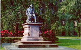 Pennsylvania Philadelphia Benjamin Franklin Statue - Philadelphia