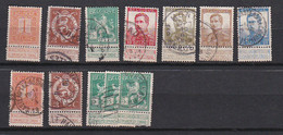 Be0074 BELGIQUE 1913 Lot Timbre N (O) - Unclassified