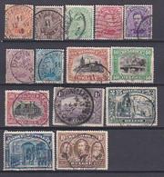 Be0072 BELGIQUE 1915 Lot Timbre (O) - Unclassified