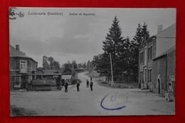 CPA 1919 Cul-des Sarts - Frontière - Station De Regnowez - Cul-des-Sarts