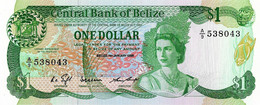 BELIZE 1986 1 Dollar - P.46b Neuf UNC - Belize