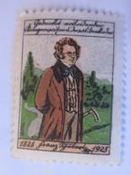 Vignetten, Franz Schubert 1928  ♥ (38195) - Advertising