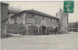 26  Saint Peray Environs De Valence   Tour Et Ferme De L'abeysse - Autres Communes