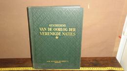 DE OORLOG DER VERENIGDE NATIES ...._____  ( Kast ) - Hollandais