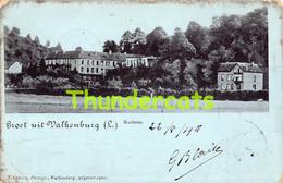 CPA GROET UIT VALKENBURG KURHAUS - Valkenburg