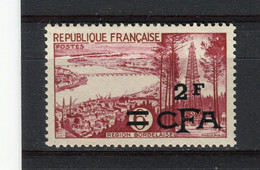 REUNION - Y&T N° 321** - MNH - Région Bordelaise - Nuevos