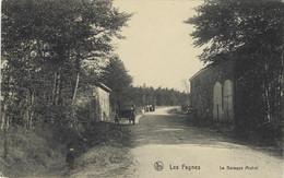 JALHAY : Les Fagnes - La Baraque Michel - 1914 - Jalhay