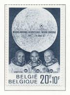 NB - [150697]SUP//**/Mnh-N° 1509, Du Bloc 46, Les 3 Astronautes Et Le Module Lunaire 'Eagle', SNC - Ongebruikt