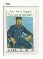 NB - [152981]TB//**/Mnh-N° 2365, Journée Du Timbre 1990, Le Facteur Roulin, Peinture, Tableau De Vincent Van Gogh, SNC - Ongebruikt