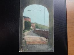 Namur: Le Pont Levis A La Citadelle -> 1924 - Namur