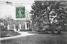Groslay. Le Pavillon De L'Orangerie De L'ancienne Demeure Des Beauharnais; - Groslay