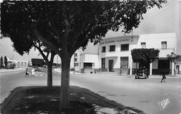 AGADIR-LA POSTE ET L'AVENUE LUCIEN SAINT - Agadir