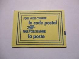 France Timbre *** Carnet Scellé Vignette De Code Postal 31300 Toulouse - Definitives