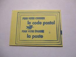 France Timbre *** Carnet Scellé Vignette De Code Postal 59640 Dunkerque - Definitives