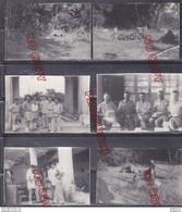 Au Plus Rapide Guerre D'Indochine En Mission Sur Les Hauts Plateaux Région An Khê Pleiku 1952-1953 - War, Military