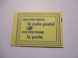 France Timbre *** Carnet Scellé Vignette De Code Postal 76000 Rouen - Definitives