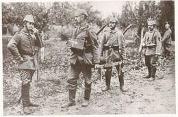 Armée Allemande Emploi Du Téléphone Portatif   1915 - 1914-18