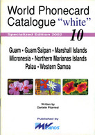 WPC-WHITE-N.10-GUAM MARSHALL MICRONESIA PALAU WESTERN SAMOA - Books & CDs